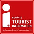 Informacja Turystyczna certyfikowana przez Niemiecki Związek Turystyki
